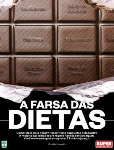 Baixar A Farsa das Dietas pdf, epub, ebook
