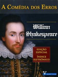 Baixar A Comédia dos Erros (Coleção Shakespeare Livro 1) pdf, epub, ebook