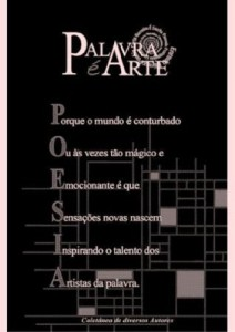 Baixar Palavra é Arte – Poesia pdf, epub, eBook