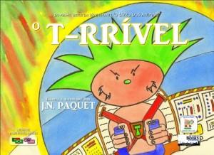 Baixar O T-RRÍVEL (Bilíngue Português-Inglês) pdf, epub, eBook