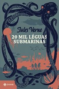 Baixar 20 mil léguas submarinas (Clássicos Zahar [bolso de luxo]) pdf, epub, ebook