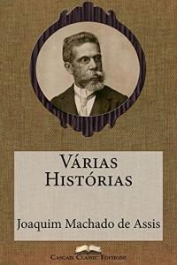Baixar Várias Histórias (Edição Especial Ilustrada): Com biografia do autor e índice activo (Grandes Clássicos Luso-Brasileiros Livro 20) pdf, epub, eBook
