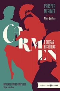 Baixar Carmen e outras histórias: edição comentada (Clássicos Zahar) pdf, epub, ebook