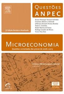 Baixar Microeconomia – Questões Anpec, 5ª Edição pdf, epub, ebook