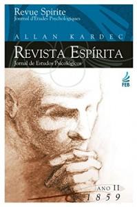 Baixar Revista Espírita – 1859 pdf, epub, ebook