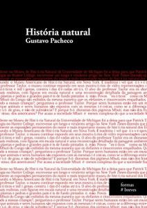 Baixar História natural (Formas Breves) pdf, epub, ebook