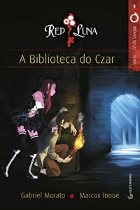 Baixar Red Luna: A biblioteca do Czar pdf, epub, ebook