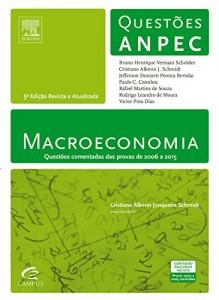 Baixar Macroeconomia – Questões Anpec, 5ª Edição pdf, epub, eBook