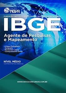 Baixar Download Apostila IBGE 2015 – Agente de Pesquisas e Mapeamento – Preparatório pdf, epub, eBook