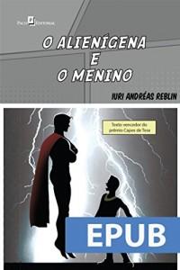 Baixar O Alienígena e o Menino pdf, epub, eBook