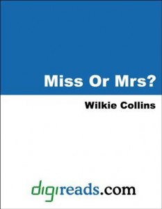 Baixar Miss or mrs? pdf, epub, eBook