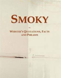 Baixar Smoky: websters quotations, facts and phrases pdf, epub, eBook