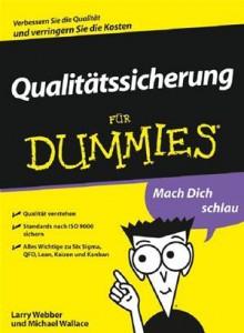 Baixar Qualitatssicherung fur dummies pdf, epub, ebook