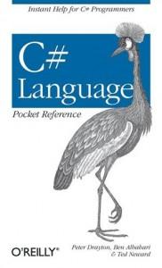 Baixar C# language pocket reference pdf, epub, eBook