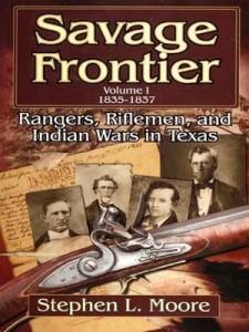 Baixar Savage frontier volume i 1835-1837: rangers, pdf, epub, eBook