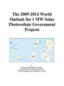 Baixar 2009-2014 world outlook for 1 mw solar pdf, epub, eBook