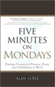 Baixar Five minutes on mondays pdf, epub, eBook