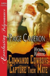Baixar Commando cowboys capture their mate pdf, epub, eBook