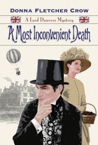 Baixar Most inconvenient death: a lord danvers pdf, epub, eBook