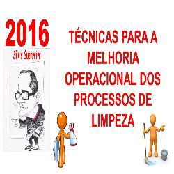 Baixar TÉCNICAS PARA A MELHORIA OPERACIONAL DOS PROCESSOS DE LIMPEZA pdf, epub, eBook