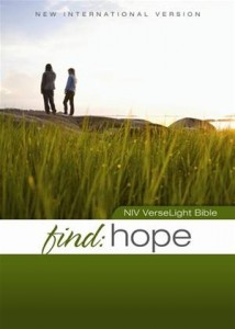 Baixar Find hope: niv verselight bible pdf, epub, eBook