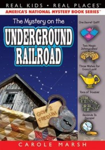 Baixar Mystery on the underground railroad, the pdf, epub, ebook
