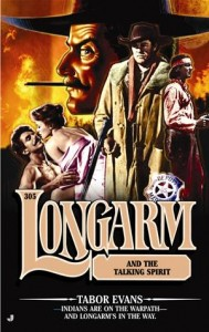 Baixar Longarm #305: longarm and the talking spirit pdf, epub, eBook