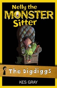 Baixar Nelly the monster sitter: 11: the digdiggs pdf, epub, eBook