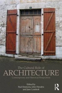 Baixar Cultural role of architecture, the pdf, epub, eBook