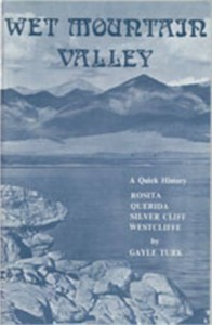 Baixar Wet mountain valley pdf, epub, eBook