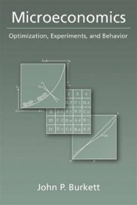 Baixar Microeconomics: optimization, experiments, and pdf, epub, eBook