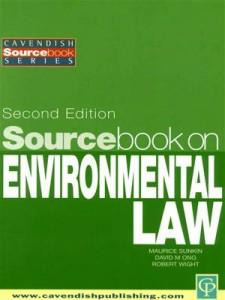 Baixar Sourcebook on environmental law pdf, epub, eBook