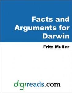 Baixar Facts and arguments for darwin pdf, epub, eBook