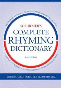 Baixar Schirmer's complete rhyming dictionary pdf, epub, ebook