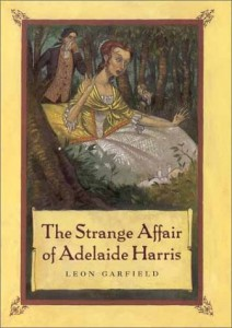 Baixar Strange affair of adelaide harris, the pdf, epub, eBook