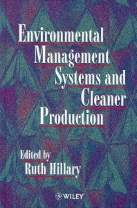 Baixar Environmental management systems and cleaner produ pdf, epub, eBook