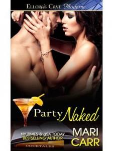 Baixar Party naked (cocktales, book one) pdf, epub, eBook