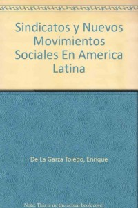 Baixar Sindicatos y nuevos movimientos sociales en pdf, epub, eBook