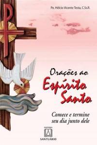 Baixar Oraçoes ao espirito santo pdf, epub, eBook