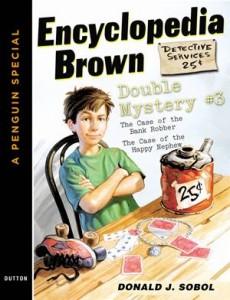 Baixar Encyclopedia brown double mystery #3 pdf, epub, eBook