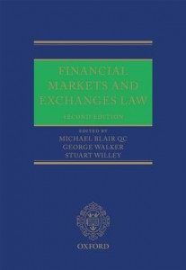 Baixar Financial markets and exchanges law pdf, epub, eBook