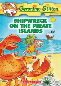 Baixar Geronimo stilton #18: shipwreck on the pirate pdf, epub, ebook