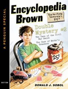 Baixar Encyclopedia brown double mystery #2 pdf, epub, eBook