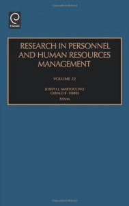 Baixar Research in personnel and human resources manageme pdf, epub, eBook