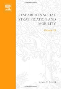 Baixar Research in social stratification and mobility pdf, epub, eBook