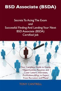 Baixar Bsd associate (bsda) secrets to acing the exam pdf, epub, eBook