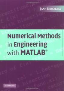 Baixar Numerical methods of engineering with matlab pdf, epub, ebook