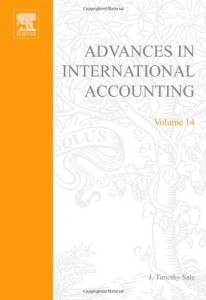 Baixar Advances in international accounting, v.14 pdf, epub, eBook