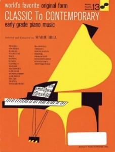 Baixar Classical to contemporary piano music pdf, epub, eBook