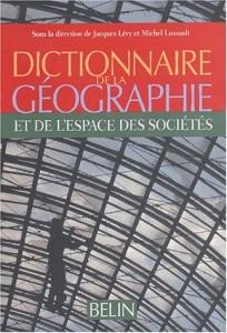 Baixar Dictionnaire de la geographie et de l'espace des pdf, epub, eBook